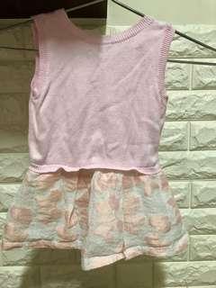 Gingersnaps Tiny Pink Dress