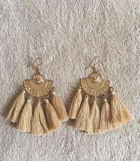 Claudine Tassel Earrings