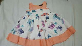 Periwinkle Dress - 1year old