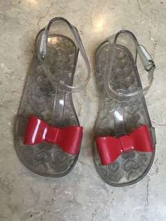Old Navy Jelly Shoes Size 9
