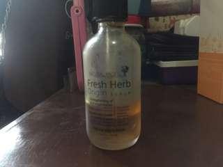 Serum fresh herb
