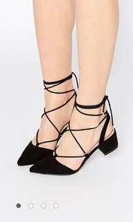ASOS lace up shoes