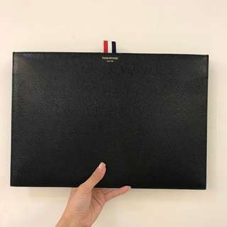 Thom Browne Clutch Large