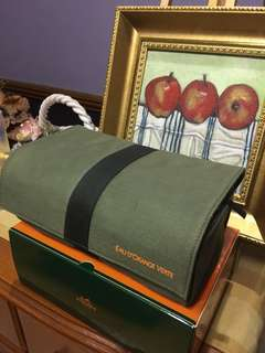 Hermes Overnighter Travel Bag Authentic