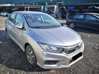 New honda city for rental