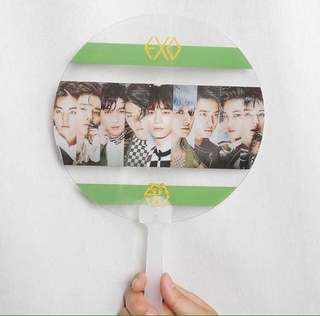 EXO TRANSPARENT FAN