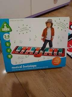 ELC Musical Footsteps