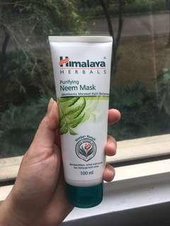 Himalaya Neem Mask