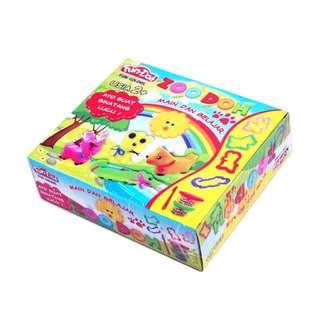 Mainan Edukasi Anak ZOO DOH