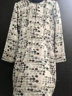 Baju Kurung Moden customMade size S-M