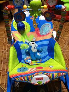 Infant & toddler rocker