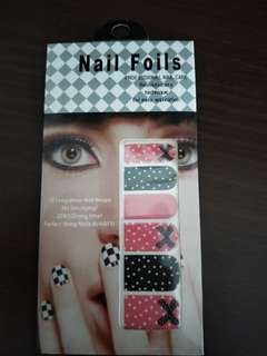 Nail sticker for children/adults