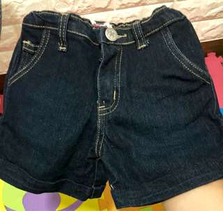 OshKosh BGosh Dark Denim Shorts