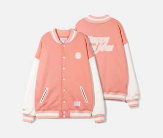 4TH MUSTER HAPPY EVER AFTER BTS BASEBALL JUMPER