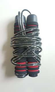 Brand NEW Skipping Ropes with cushioned handles