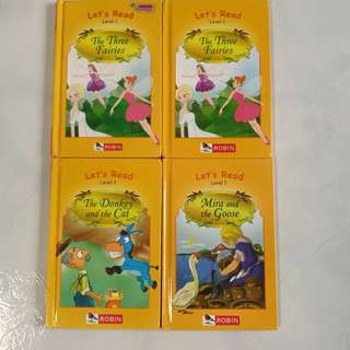 Children Story Books - Let's Read Series