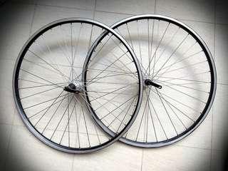 "Shimano XT Wheelset 26"" Wheel Rim M737"