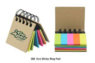 Wholesale Eco Sticky Notes