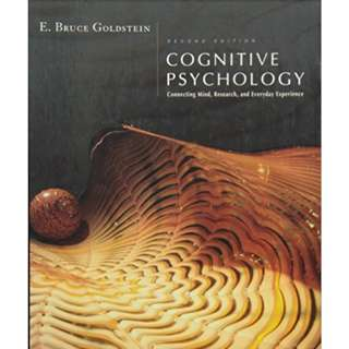 Cognitive Psychology: Connecting Mind, Research and Everyday Experience (591 Page Mega eBook)