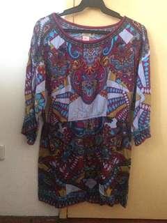 Cute hippie dress