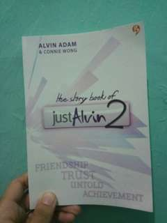 Her Story Book of Just Alvin 2