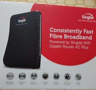 Brand New Singtel Router