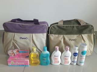 BABY - PUREEN BAGS & PRODUCTS