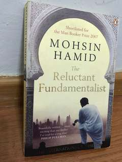 Book - The Reluctant Fundamentalist by Mohsin Hamid