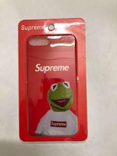 supreme iphone7/8plus