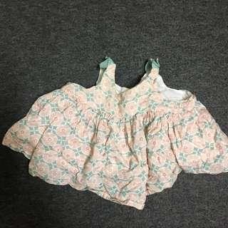 BabyGap dress 0-3m