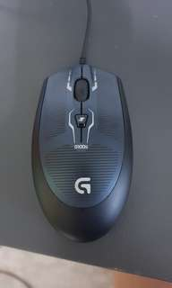 Logitech G100s Gaming Mouse
