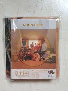 WTS TAIWAN IPU sealed album instock