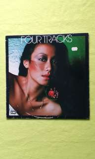 LOCAL BAND ● FOUR TRACKS . I wanna funk with.  Vinyl record
