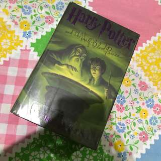 Harry Potter and the Half-Blood Prince (Hardbound)