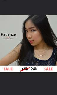 NECKLACE (PATIENCE)