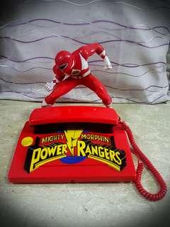Mighty Morphin Power Ranger Telephone (SABAN'S)