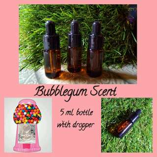 Bubblegum Scent for Slime Making Ingredients