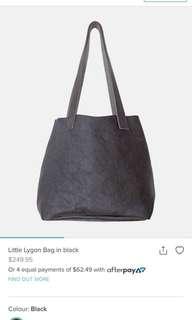 Graine Little Lygon Bag - Black