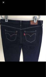 Levi's Ladies Jeans Size 29
