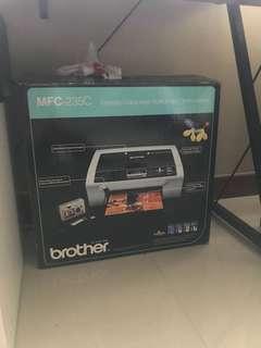 Color Printer & Fax