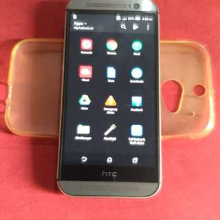 Htc one m8 32gb 98% smooth