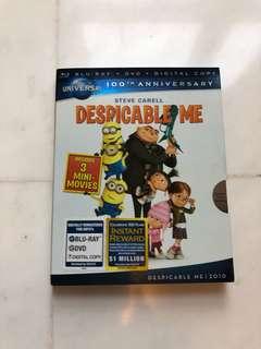 Despicable Me (BlueRay + DVD)