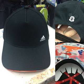 ADIDAS DISNEY MICKEY MOUSE CAP 帽 CV7178