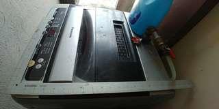 Automatic washing machine 7kg.