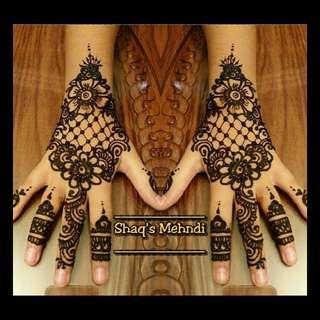 Henna, Mehndi, Inai