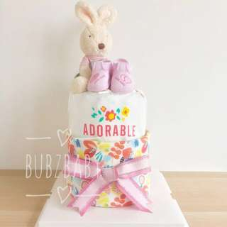 Customised Diaper Cake