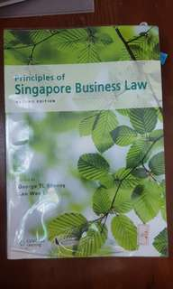 Principles of Business Law (Second edition)