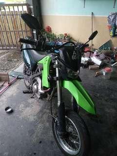 Kawasaki KLX 150 2013