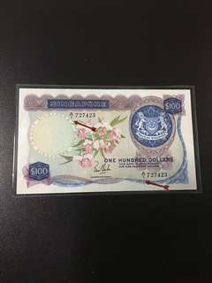 $100 orchid series (EF) A1 727423