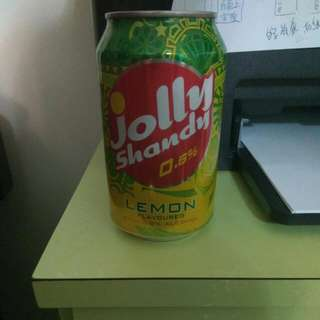 Jolly Shandy Lemon 多罐